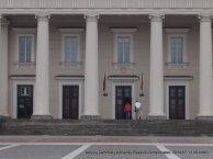 Vilnius Rotušė; senjorų šachmatų komandų Pasaulio čempionatas
