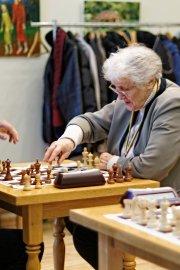 Marija Kartanaitė - Lietuvos šachmatų daugkartinė čempionė
