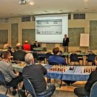 2015 metų lapkričio 21-22 dienomis Vilniuje  Lietuvos šachmatų mėgėjų čempionatai