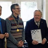 Lietuvos žydų (litvakų) bendruomenės namuose 2016-02-14 įvyko žaibo šachmatų varžybos, skirtos Vasario 16-ajai - LIETUVOS VALSTYBĖS ATKŪRIMO DIENAI - paminėti