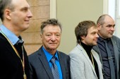 II-oji vieta - GM Darius Zagorskis; varžybų organizatorius - FM Boris Rositsan; I-oji vieta - Marius Bieliauskas; varžybų teisėjas - Gintas Zybartas; žaibo šachmatų turnyras Lietuvos žydų (litvakų) bendruomenėje, skirtas Vasario 16-ajai, Lietuvos valstybės atkūrimo dienai pamineti; blitz chess tournament to mark the 16th of February – State of Lithuania Restoration Day; 2016-02-14 Vilnius