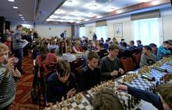 """TARPTAUTINĖS vaikų ir jaunučių greitųjų šachmatų VARŽYBOS """"BALTIJOS KELIAS"""""""