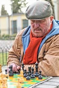 Vilnius, 2016-04-03; Bernardinu sodas; Chess