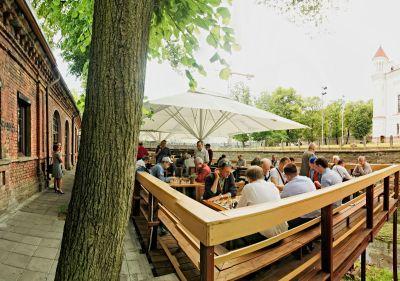 Užupio kavinė, Vilnius