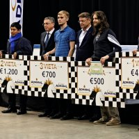 ADMIRAL BLITZ CHESS CUP - 15 000 Eur prizų fondas žaibo šachmatų varžybose Vilniuje 2016 m. spalio 9 d.
