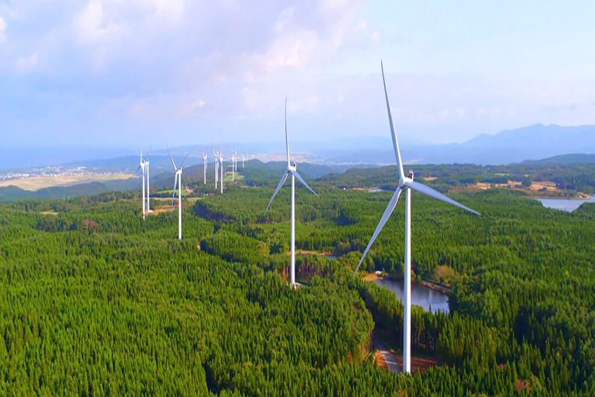 Siemens Gamesa, Dohoku Rüzgar Çiftliğine Typhoon Sınıfı Türbin Sağlıyor