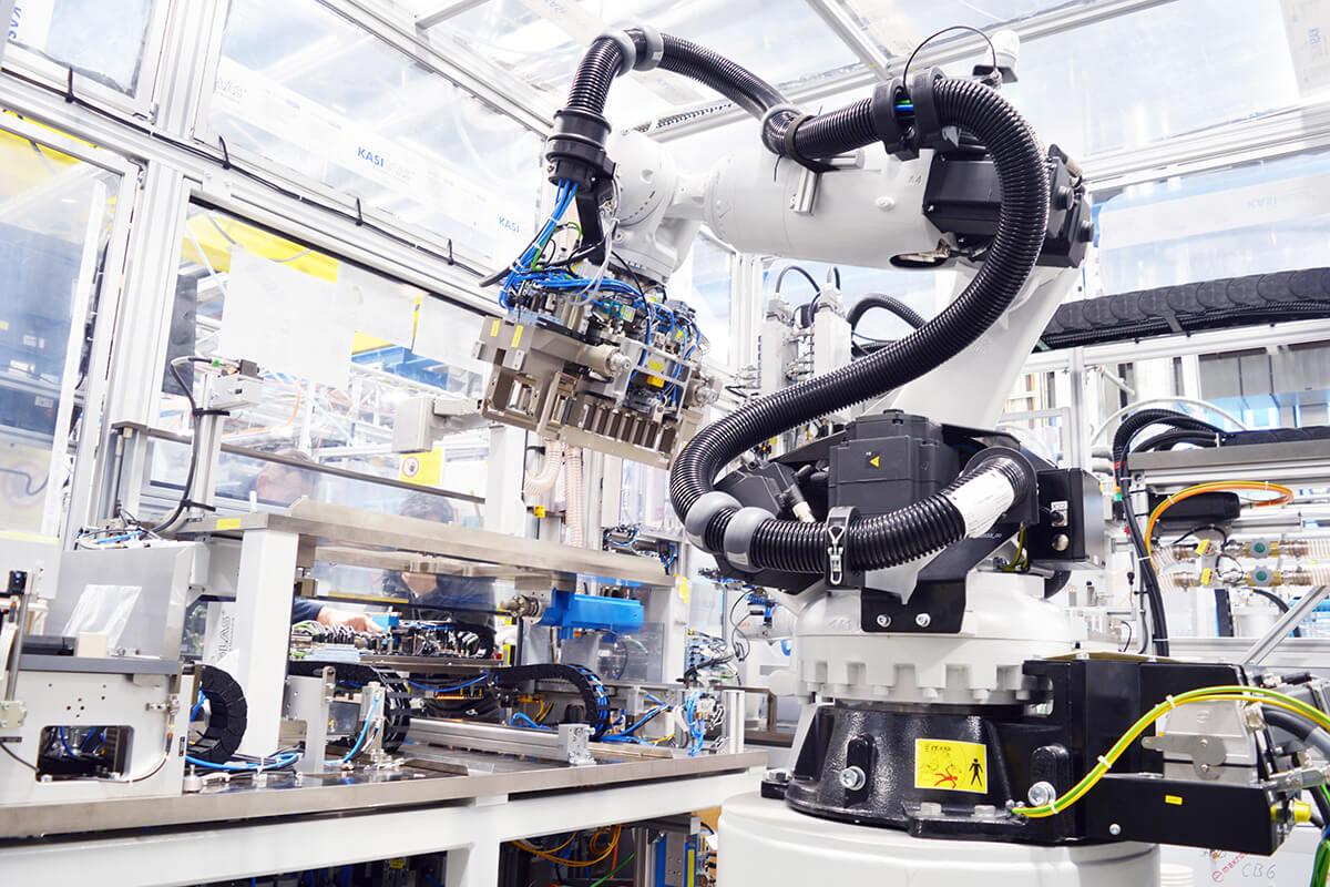 Bosch, Batarya Üretimi İçin Fabrika Ekipmanı Tedarik Ediyor