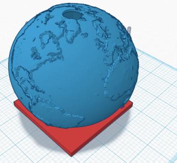 tinker-globe