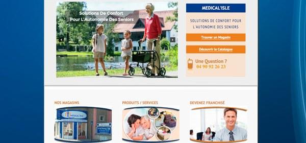 Location et Vente de Matériel Médical pour les Seniors et les professionels de santé