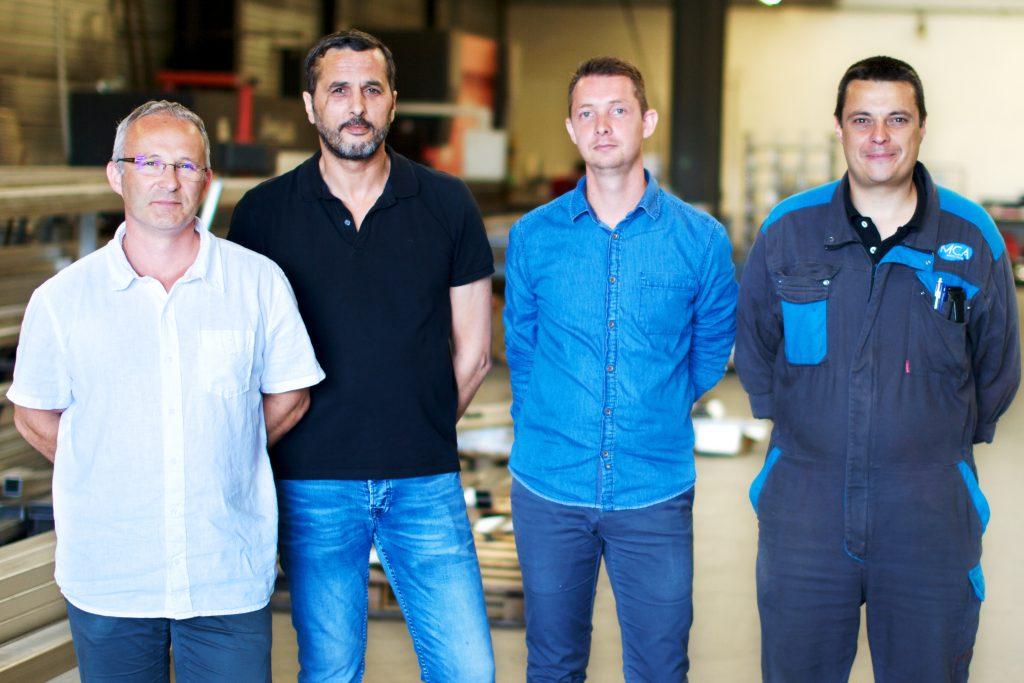 support technique agroalimentaire, Equipe spécialiste de l'ingénierie, enclayage-déclayage, concepteur de process agroalimentaire