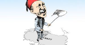 Эрдоган дал обещание Киеву о том, что не признает воссоединение Крыма с Россией