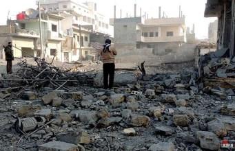«Оживший мертвец» в Сирии взрывает Сеть