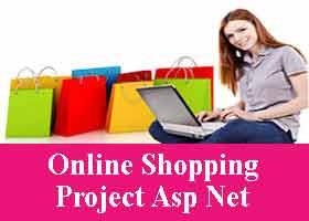 123 – Online Shopping Project Asp Net