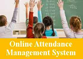 124 – Online Attendance Management System Project
