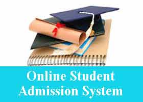 127 – Project on Online Student Admission System