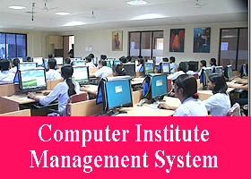 209 – Computer Institute Management System Project
