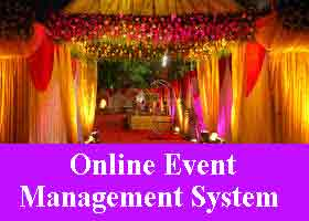 245 – Online Event Management System Project in VB 6