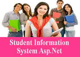 249 – Project on Student Information System Asp.Net