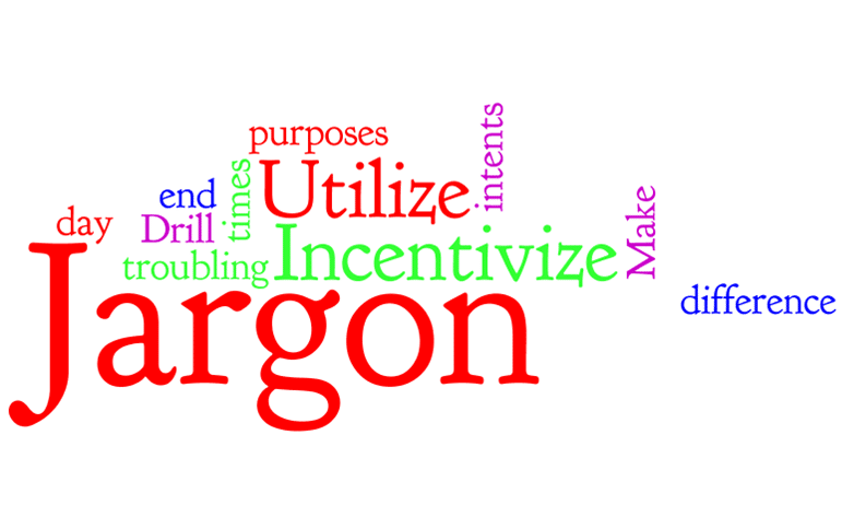 Jargon words