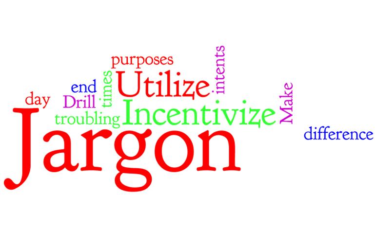 Jargon words