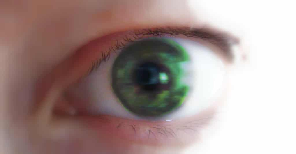 weird eyeball