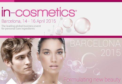 GTF en In-Cosmetics 2015