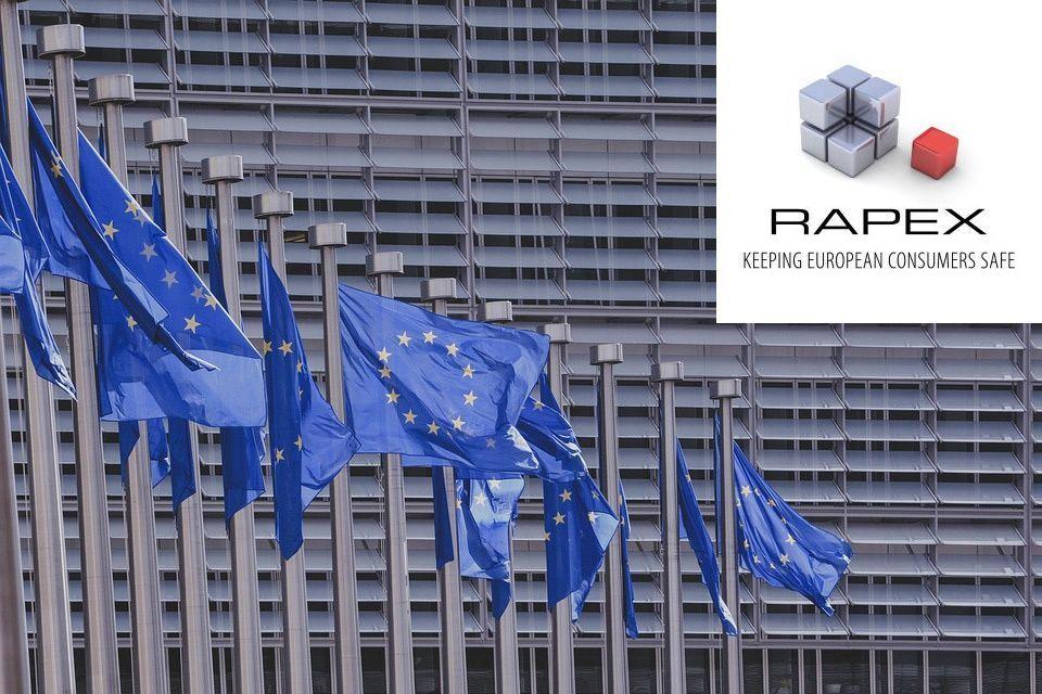 Informe Rapex Noviembre 2017: un mes cargado de prohibiciones