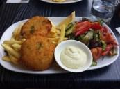 Lunch at Bondi Beach