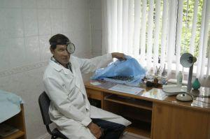 Карабаев Андрей Александрович, отоларинолог врач высшей категории