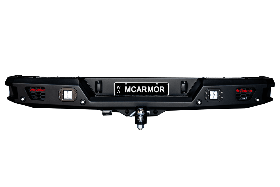 McArmor Hercules Rear Bar