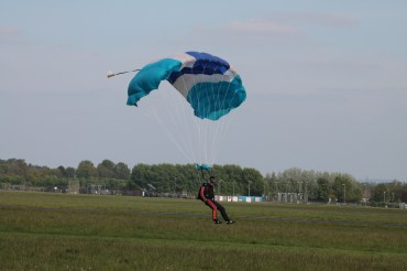 The Renegades Parachute Display Team