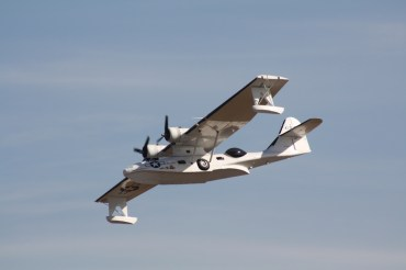 Canadian Vickers PBV-1A Canso A