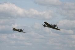 Supermarine Spitfires LF. VB & LF. IXC