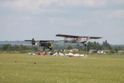 Auster J/1 Autocrat & Piper J-3C-65 Cub