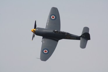 Hawker Sea Fury T.20
