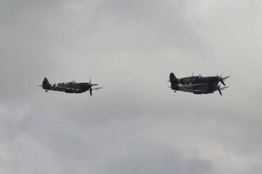 Supermarine Spitfires LF. IXB, LF. IXC & Mk. IXT