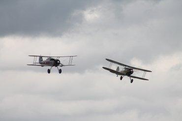 Gloster Gladiators Mk. I & Mk. II