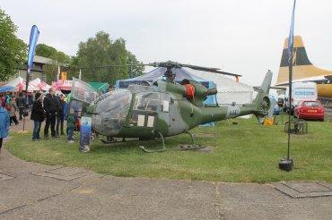 Westland Gazelle AH Mk. 1