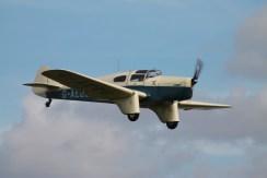 Miles M.3A Falcon Major