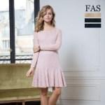 FAS フランス パリ ワンピース 新作
