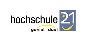 Logo Hochschule 21