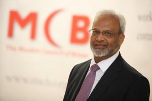 Dr Shuja Shafi, Secretary General of the Muslim Council of Britain