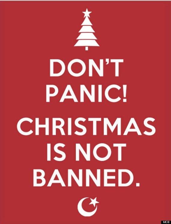 Keep Calm Christmas.Keep Calm It S Christmas Muslim Council Of Britain Mcb