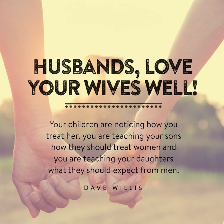"""How To Treat Your Wife""   …"