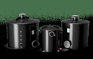 hdpe filter range