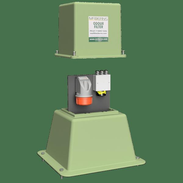 Portable Odour Logging System