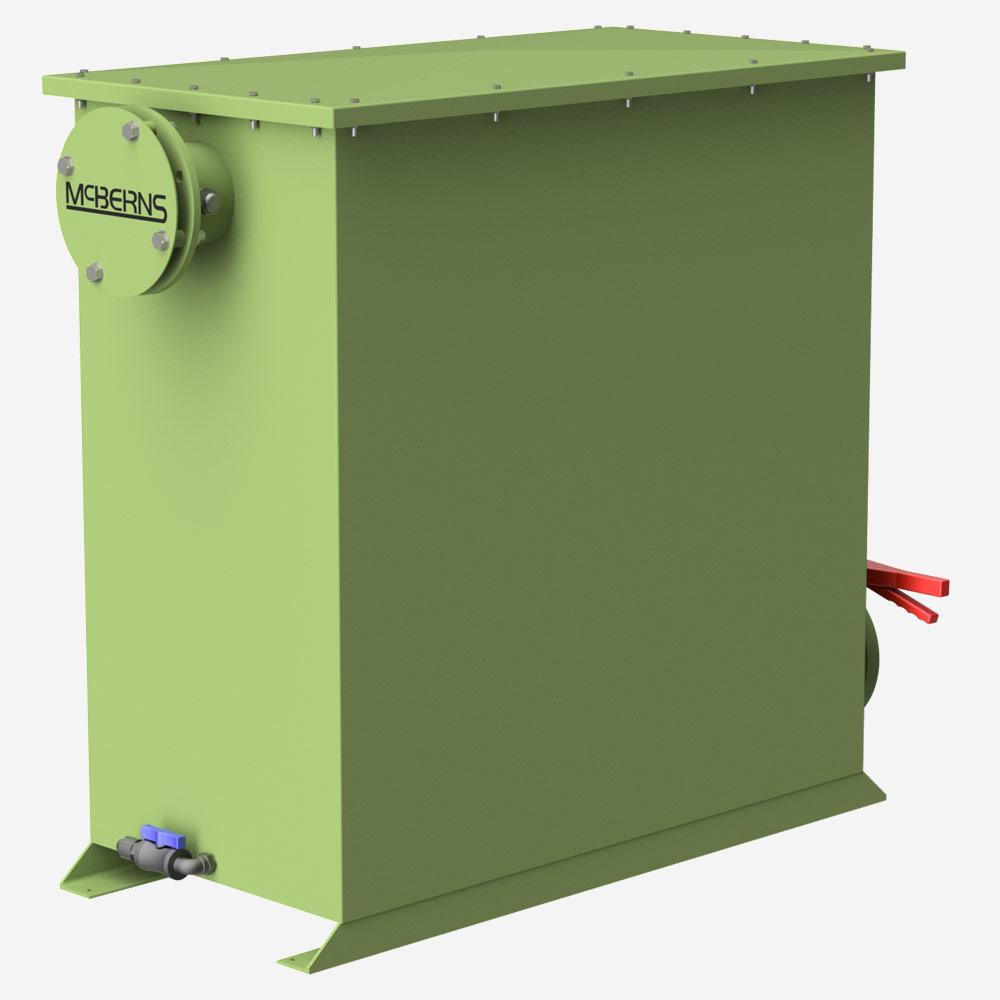 ZC 450 Odour Filter Slimline