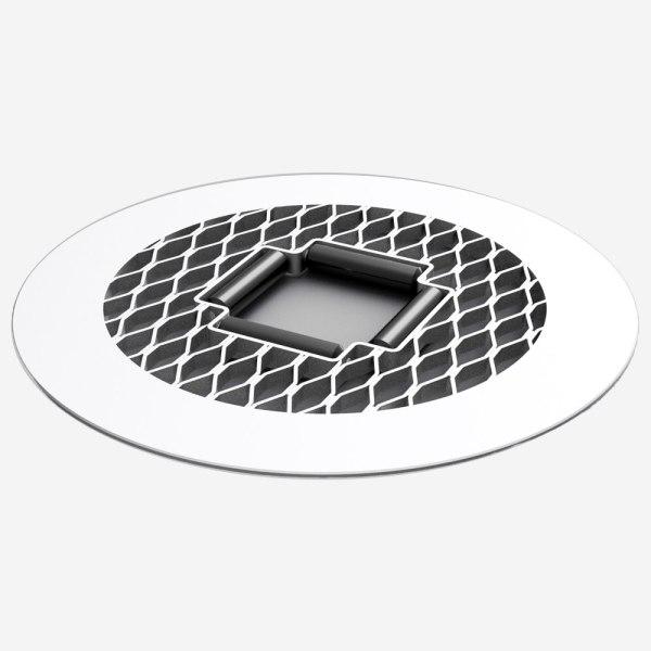 Round Manhole Cover Walk Mesh