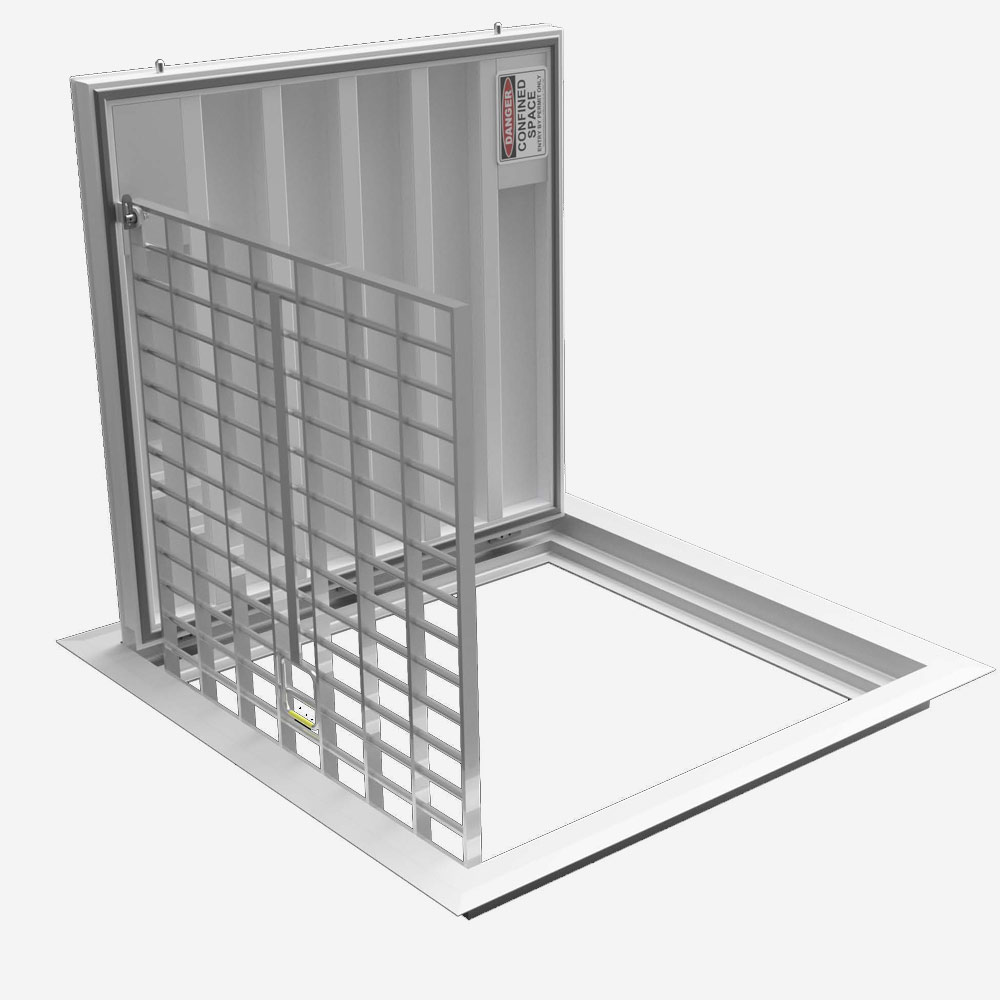 LFPM safety access cover