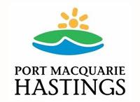 Port Macquarie & Hastings Council logo